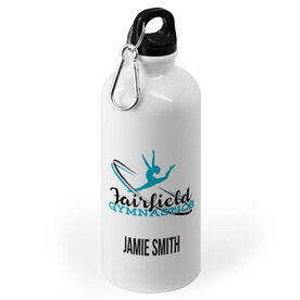Gymnastics 20 oz. Stainless Steel Water Bottle - Custom Logo