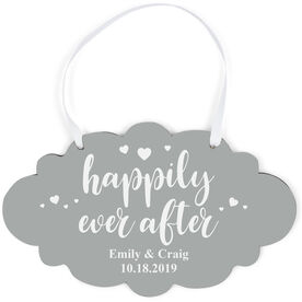 Cloud Sign - Happily Ever After