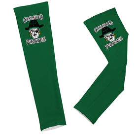 Printed Arm Sleeves Crew Your Logo