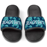 Personalized Repwell® Slide Sandals - Sea Turtles