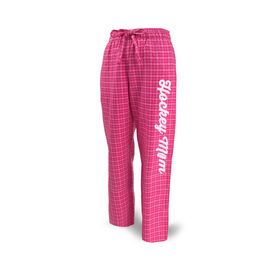 Hockey Lounge Pants Hockey Mom