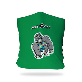Seams Wild Wrestling Multifunctional Headwear - Gorsnore RokBAND