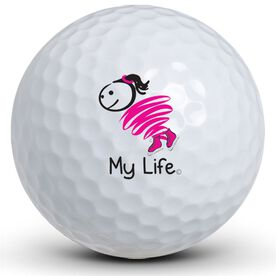 My Life - Figure Skating Golf Balls