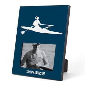 Crew Photo Frame - Female Rower