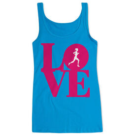 Women's Athletic Tank Top Runners Love