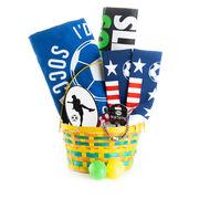 All Day Soccer Easter Basket