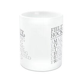 Field Hockey Coffee Mug - Mother Words