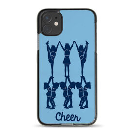 Cheerleading iPhone® Case - Cheer Pyramid