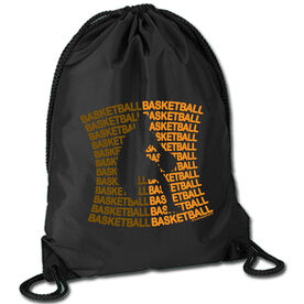 Basketball Sport Pack Cinch Sack All Basketball
