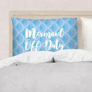 Swimming Pillowcase - Mermaid Off Duty