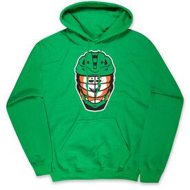 Guys Lacrosse Hooded Sweatshirt - Lucky McCradle