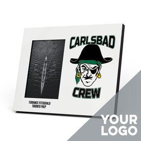 Crew Photo Frame - Custom Logo