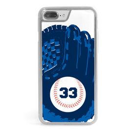 Baseball iPhone® Case - Personalized Glove