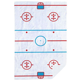 Hockey Premium Blanket - Just The Rink