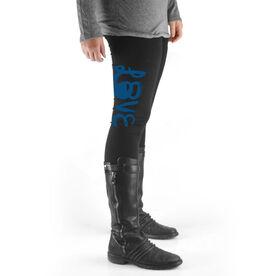 Cross Training High Print Leggings Love