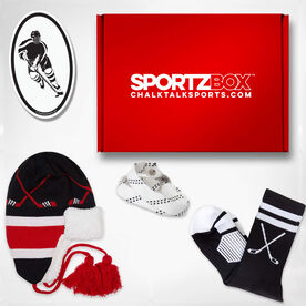 Hockey SportzBox Gift Set- Hat Trick