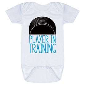 Hockey Baby One-Piece - Player In Training