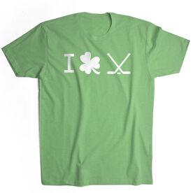 Hockey Short Sleeve T-Shirt - I Shamrock Hockey