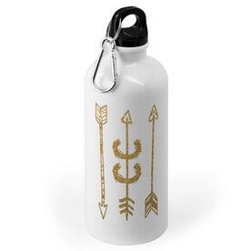 Cross Country 20 oz. Stainless Steel Water Bottle - Arrows