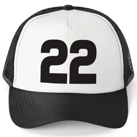 Trucker Hat - Custom Number