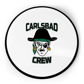 Crew Circle Plaque - Custom Logo