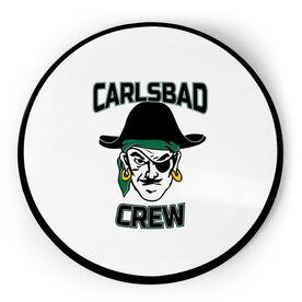 Crew Circle Plaque - Custom Logo