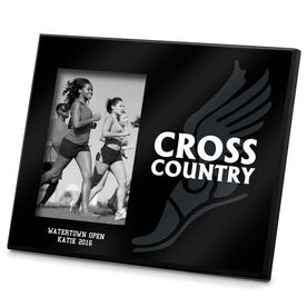 Cross Country Photo Frame Cross Country Winged Foot