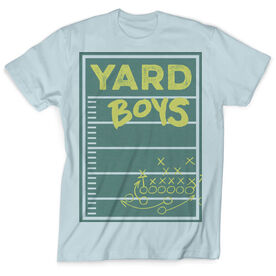 Vintage Football T-Shirt - Yard Boys