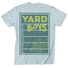 Vintage Football T-Shirt - Yard Boys