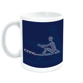 Crew Coffee Mug Words