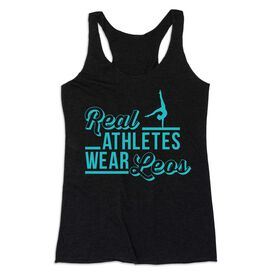 Gymnastics Women's Everyday Tank Top - Real Athletes Wear Leos