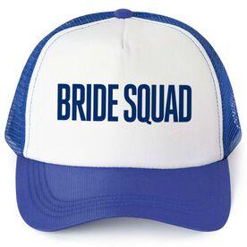 Personalized Trucker Hat - Bride Squad