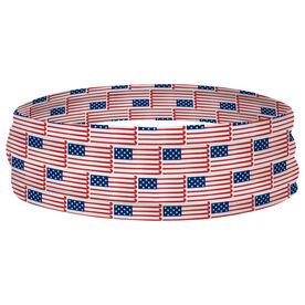 Field Hockey Multifunctional Headwear - American Flag RokBAND