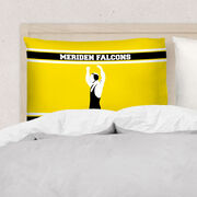 Wrestling Pillowcase - Personalized Wrestler