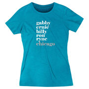 Baseball Women's Everyday Tee - FANtastic Chicago