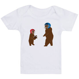 Football Baby T-Shirt - Bears