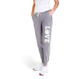 Basketball Women's Joggers - Basketball Love