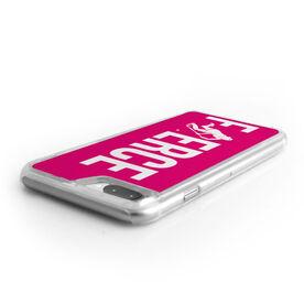 Field Hockey iPhone® Case - Fierce