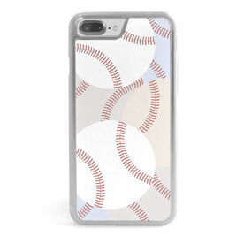 Baseball iPhone® Case - Baseballs Everywhere