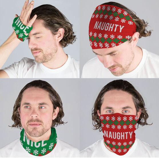 Multifunctional Headwear - Naughty or Nice RokBAND