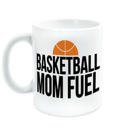 Basketball Coffee Mug - Basketball Mom Fuel