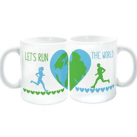 Running Coffee Mug Set - Run The World Set