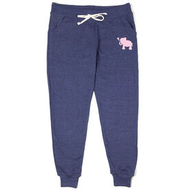 Girls Lacrosse Jogger - Lax Elephant