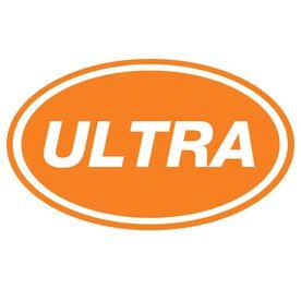 ULTRA Oval Running Vinyl Decal