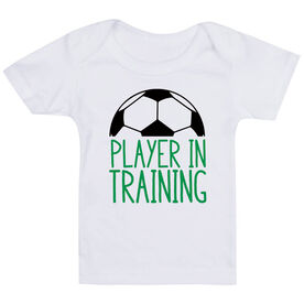 Soccer Baby T-Shirt - Player In Training