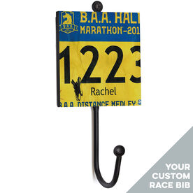 Running Medal Hook - Your Race Bib