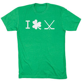 Hockey Tshirt Short Sleeve I Shamrock Hockey