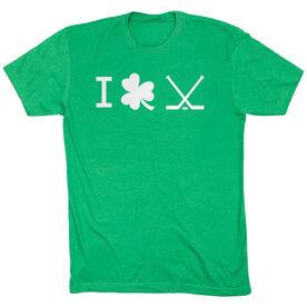 Hockey Tshirt Short Sleeve I Shamrock Hockey