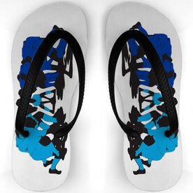 Rugby Flip Flops Time To Scrum