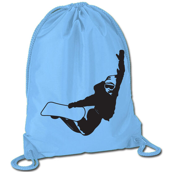 Snowboarding Sport Pack Cinch Sack - High Altitude